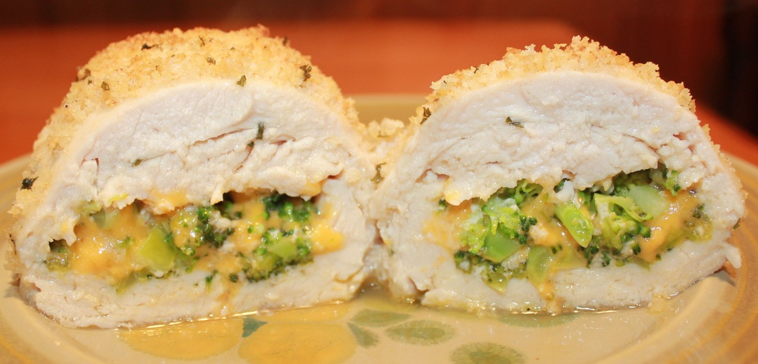 Stuffed chicken recipes easy