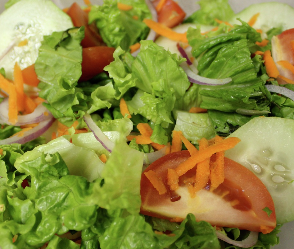 tossed salad - Garden Salad Recipe